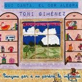 Qui Canta, el Cor Alegra de Toni Giménez