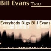 Everybody Digs Bill Evans de Bill Evans
