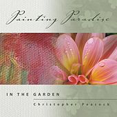 Painting Paradise in the Garden von Christopher Peacock