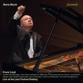 Liszt: Piano Works (Live) von Boris Bloch
