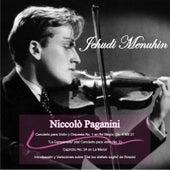 Niccolò Paganini by Yehudi Menuhin