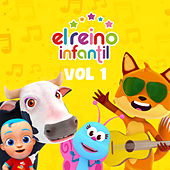 El Reino Infantil Vol. 1 de Various Artists