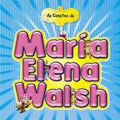As Canções de María Elena Walsh Vol. 1 by Lua de Morais