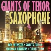 Giants of Tenor Saxophone di Various Artists