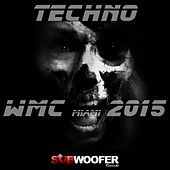 Techno WMC Miami 2015 von Various Artists