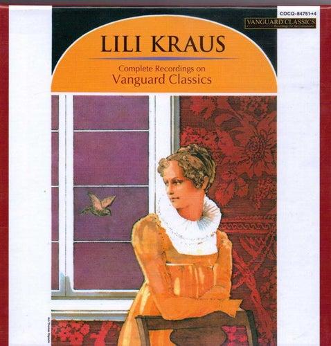 Lili Kraus - The Complete Vanguard Classics Recordings by Lili Kraus