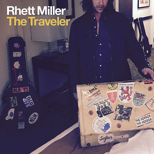Kiss Me On The Fire Escape by Rhett Miller