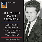 Beethoven: Piano Sonatas by Daniel Barenboim