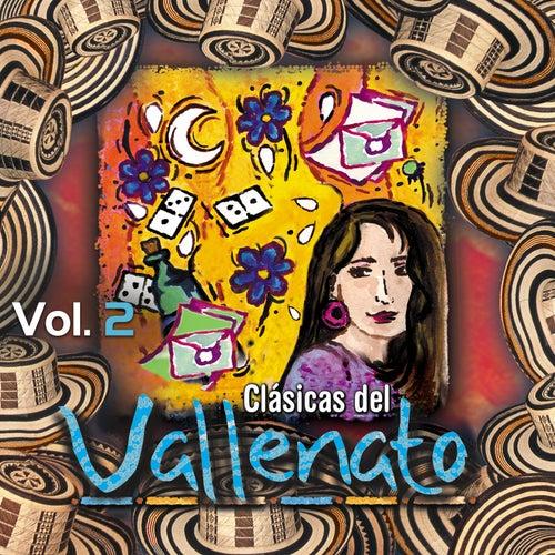 Clásicas del Vallenato, Vol. 2 de Various Artists