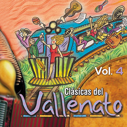 Clásicas del Vallenato, Vol. 4 de Various Artists