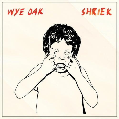 Shriek (Deluxe Version) by Wye Oak