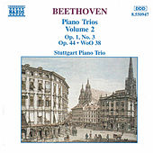 Piano Trios Vol. 2 by Ludwig van Beethoven