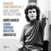 Prokofiev: Piano Concerto No. 1 - Ravel: Concerto for the Left Hand by Andrei Gavrilov