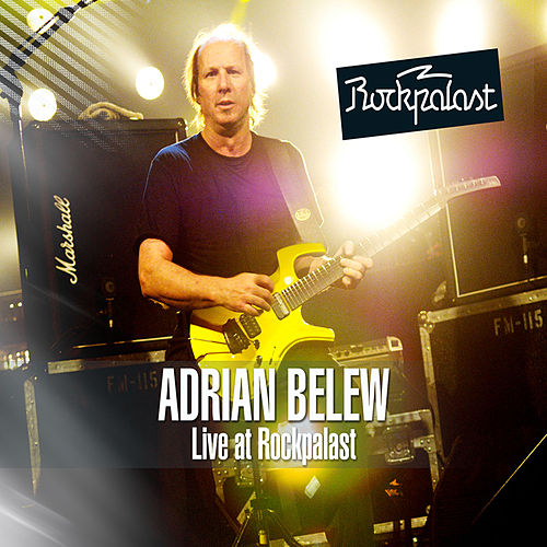 Live at Rockpalast Forum, Leverkusen, Germany 3rd November, 2008 by Adrian Belew