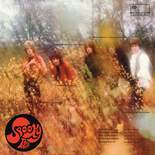 It's All About by Spooky Tooth