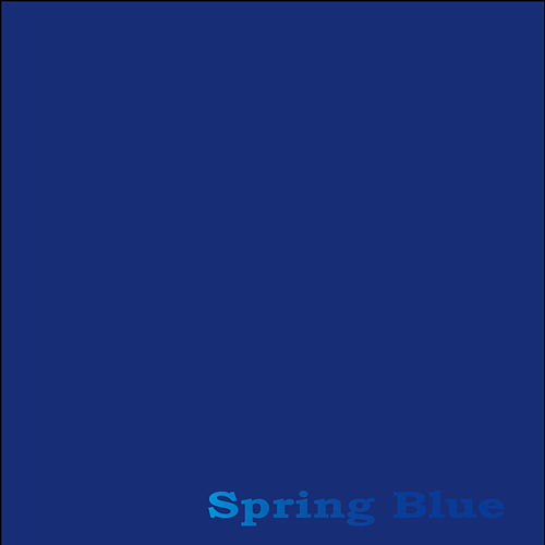 Spring Blue by Various Artists