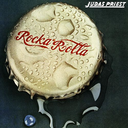 Rocka Rolla by Judas Priest