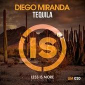 Tequila de Diego Miranda