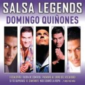 Salsa Legends by Domingo Quinones