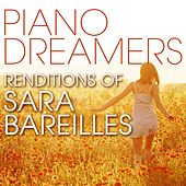 Piano Dreamers Renditions of Sara Bareilles by Piano Dreamers