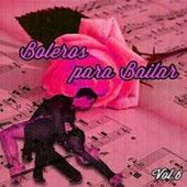 Boleros para Bailar, Vol. 6 de Various Artists