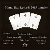2015 Manta Ray Records Sampler de Various Artists