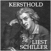 Kersthold liest Schiller by Johannes Kersthold