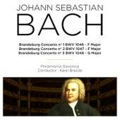 Bach:  Brandeburg Concerto Nos. 1 - 3 by Philharmonia Slavonica
