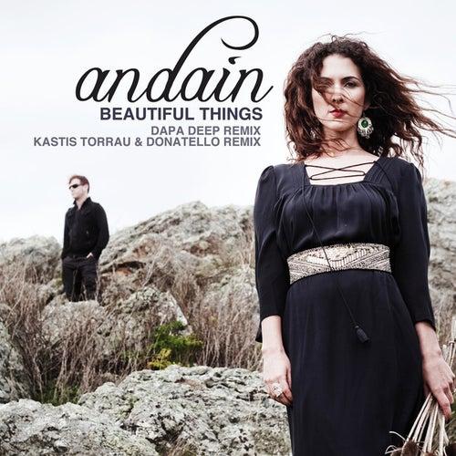 Beautiful Things (Remixes) by Andain