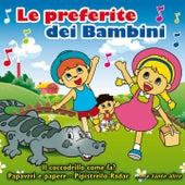 Le Preferite dei Bambini (Papaveri e papere - pipistrello radar) von Various Artists