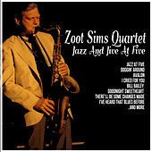 Jazz and Jive at Five by Zoot Sims