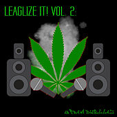 Legalize It! Vol. 2: Urban Dwellaz (Digitally Remastered) by Various Artists