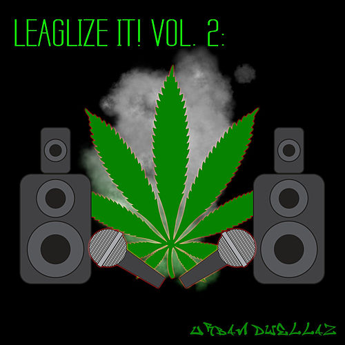 Legalize It! Vol. 2: Urban Dwellaz (Digitally Remastered) de Various Artists