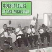 George Lewis at San Jacinto Hall by George Lewis