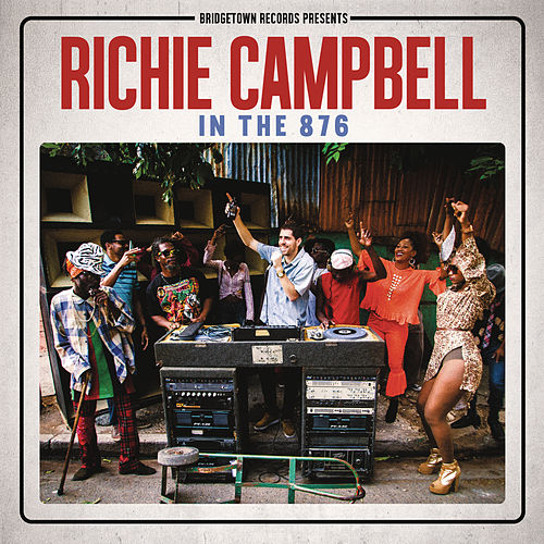 In the 876 de Richie Campbell