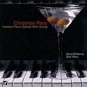 Christmas Party: Holiday Piano Spiked With Swing by Dave McKenna