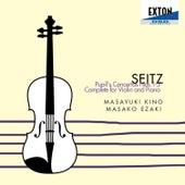Seitz: Pupil's Concertos Complete for Violin and Piano de Masako Ezaki (Piano)