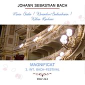 Maria Stader / Winterthur-Stadtorchester / Walter Reinhart play: Johann Sebastian Bach: Magnificat - 3. Int. Bach-Festival, BWV 243 de Maria Stader
