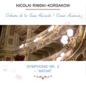 Orchestre de la Suisse Romande / Ernest Ansermet play: Nicolai Rimski-Korsakow: Symphonie Nr. 2 -