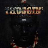 Thuggin' (feat. Kendrick Lamar) - Single by Glasses Malone