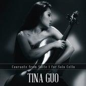 J.S. Bach: Cello Suite No. 1 in G Major, BWV 1007: III. Courante von Tina Guo