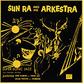 Supersonic Jazz by Sun Ra