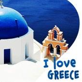 I Love Greece by Bouzouki Kings