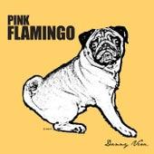 Pink Flamingo van Danny Vera