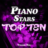 Piano Stars Top Ten Vol. 10 by Various Artists