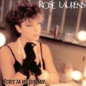 Ecris ta vie sur moi - EP de Rose Laurens