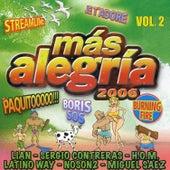 Más Alegría 2006, Vol. 2 de Various Artists