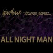 All Night Man von Wax Motif