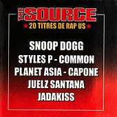 The Source Magazine (Fr) Mixtapes, Vol. 8 von Various Artists