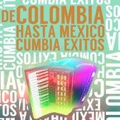 De Colombia Hasta Mexico: Cumbia Exitos Con Aniceto Molina, Sabor Kolombia, Andres Ezequiel, El Sabanero by Various Artists
